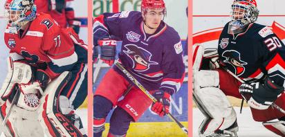 Lemay captures AJHL Top Scorer Award, Charleson & Marshall share Top Team Goaltenders, Bandits take Dave Duchak Trophy