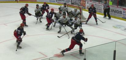 VIDEO: Okotoks forces Game 6 with 3-2 win in Brooks
