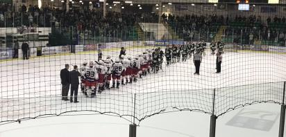 VIDEO: Bandits win AJHL South title with 3-0 win in Okotoks