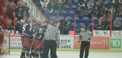 VIDEO: Bandits win AJHL Final opener 3-2 over Spruce Grove