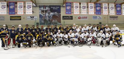 Spruce Grove Saints 2020 Training Camp Scrimmage Games