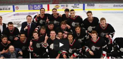 VIDEO: Bonnyville Pontiacs - 25 Years of Hockey