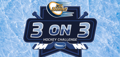 Oil Barons 3-on-3 Hockey Challenge at MacDonald Island Park