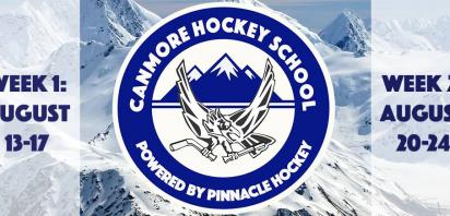 Canmore Summer Hockey School