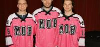 Oil Barons 'Go Pink' to Support Bo Cooper