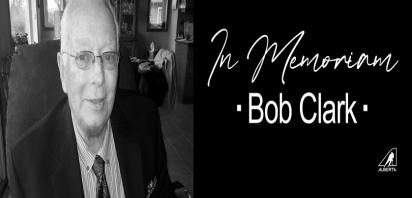 AJHL Mourns Passing of Bob Clark