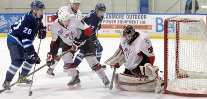 Eagles extend AJHL winning streak to eight games