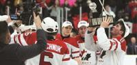 PASICHNUK and McMANN Win Gold for Team Canada West at the WJAC