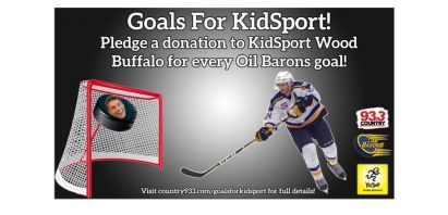 Goals for KidSport Campaign - Donate Now