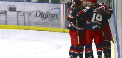 Hughes plays overtime hero as Bandits win thriller in Okotoks