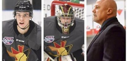 PONTIACS Identified for AJHL League Awards