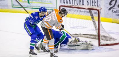 Dragons Make Trade with Melville of SJHL