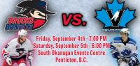 Bandits to travel to Penticton for pre-season