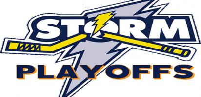 Storm Fall In First Game Of Playoffs