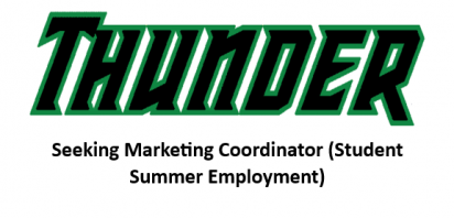 Accepting Applications for Marketing Coordinator (Student Summer Employment)