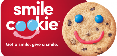 Purchase a Smile Cookie from Tim Hortons