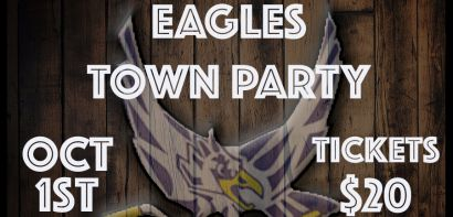 Canmore Eagles Town Party
