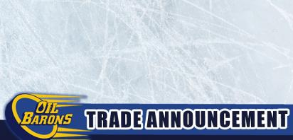 Oil Barons acquire Ty Mosimann from Trail