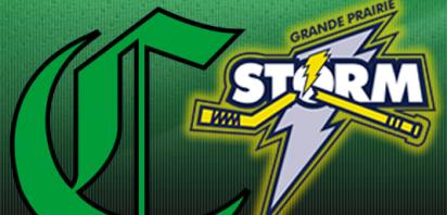 Highlights: Sherwood Park Crusaders VS Grande Prairie Storm November 24th, 2017