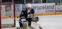 Jaillet named league's top goaltender