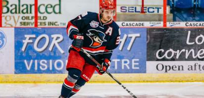 Di Cicco wins AJHL Defensive Player of the Week