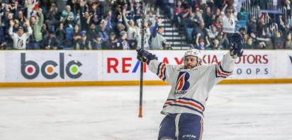 Dragons Add Mohr From Kamloops Blazers