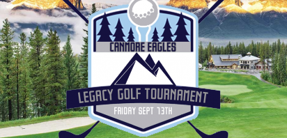 Canmore Eagles Golf Tournament