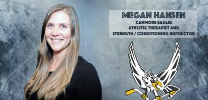 Addition of Megan Hansen as Athletic Therapist and Strength / Conditioning Instructor