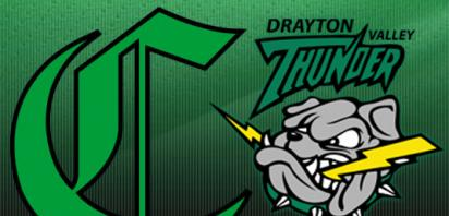 Highlights: Sherwood Park Crusaders @ Drayton Valley Thunder September 16th, 2017