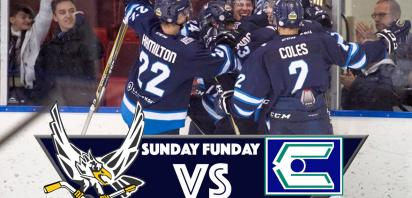 Sunday Funday Game - Canmore Eagles vs. Calgary Canucks