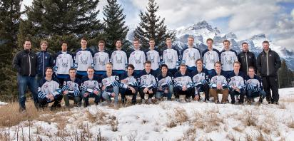 Canmore Eagles 2016-2017