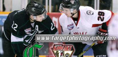 Games of the Year - #1 - Crusaders VS Camrose Kodiaks