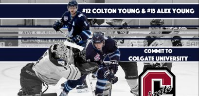 YOUNG'S COMMIT TO COLGATE